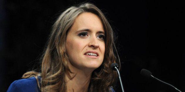 Madeleine Bazin de Jessey, la leader de Sens Commun nommée par Nicolas Sarkozy à la direction de