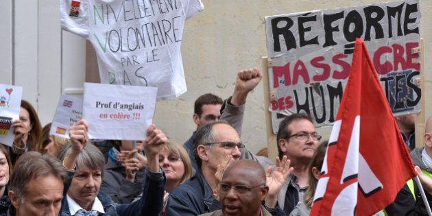Réforme du collège: Manuel Valls annonce le décret