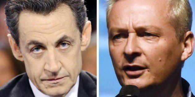 Bruno Le Maire peut-il passer devant Nicolas Sarkozy à la