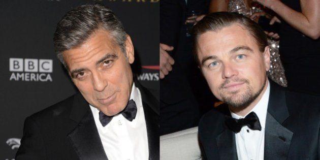 Golden Globes 2014 : DiCaprio et Clooney inspirent les meilleures vannes de la