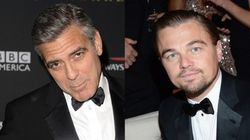 Clooney et DiCaprio inspirent les meilleures vannes des Golden