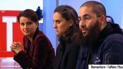 Najat Vallaud Belkacem gênée par la réponse d'Idriss Sihamedi sur