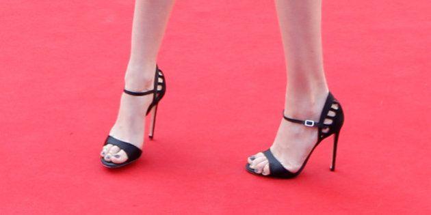 Festival de Cannes : polémique autour des talons hauts obligatoires sur le tapis