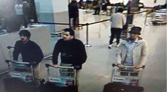 Attentats de Bruxelles : un deuxième homme accompagnait le kamikaze du