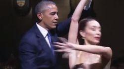 Barack Obama s'offre un dernier tango (à Buenos