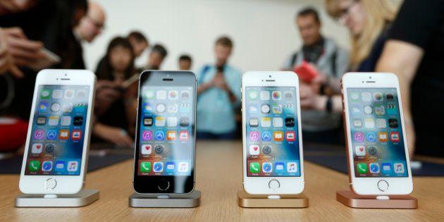 iPhone SE d'Apple: les prix avec forfait chez Orange, SFR, Free, Bouygues Telecom,