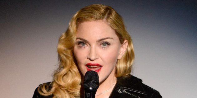 Madonna bannie d'une chaîne de cinéma pour avoir envoyé des textos pendant une