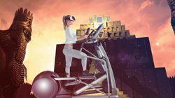 Cette startup veut transformer les salles de sport en véritable excursion