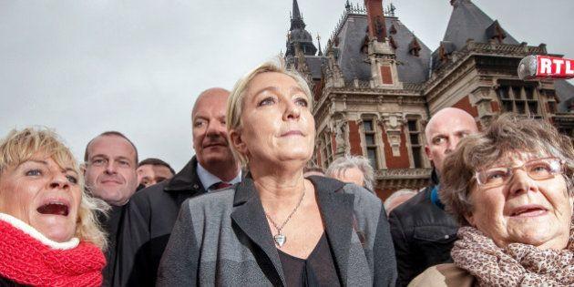 Elections régionales 2015 : Marine Le Pen candidate?