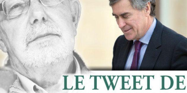 Le tweet de Jean-François Kahn - La droite tenait-elle Cahuzac par la barbichette
