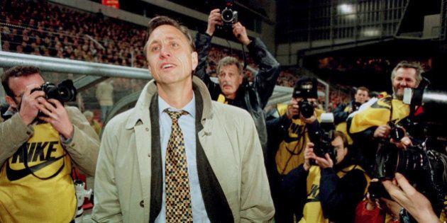 Mort d'un cancer des poumons, Johan Cruyff était autant accro au tabac qu'au