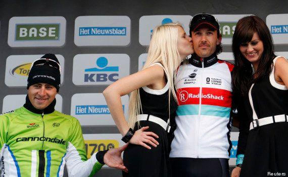 Peter Sagan: en Slovaquie, on se touche les fesses pour soutenir le cycliste aux mains