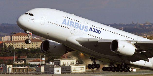 Airbus établit la meilleure performance de l'histoire de