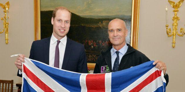 Henry Worsley, explorateur et ami cher du prince William, est