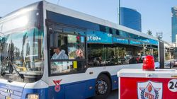 Cisjordanie: les Palestiniens interdits de circuler dans des bus avec les