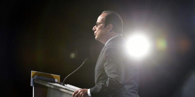 Présidentielle 2017: François Hollande pose les jalons de sa future