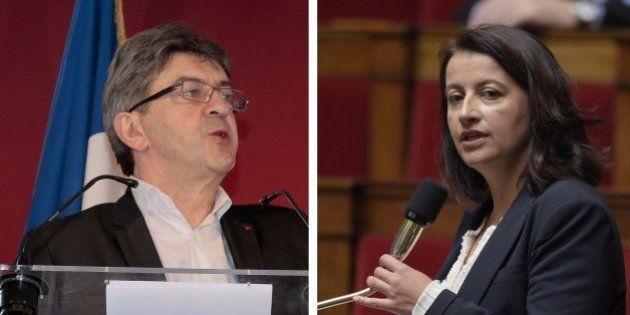Cécile Duflot étrille Jean-Luc Mélenchon: l'alliance rouge-verte dans