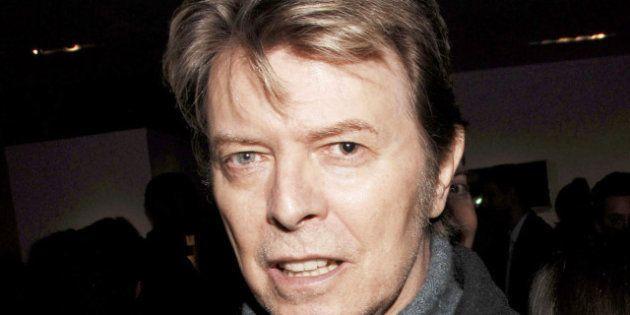 PHOTOS. David Bowie élu