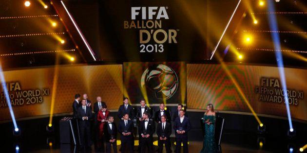 Revivez la cérémonie de remise du Ballon d'or avec le meilleur (et le pire) du