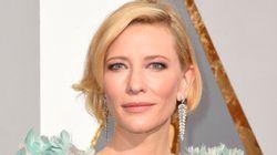 Cate Blanchett ne ressemble plus à