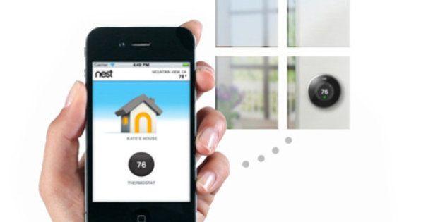 Nest: Google achète pour 3,2 milliards de dollars un thermostat