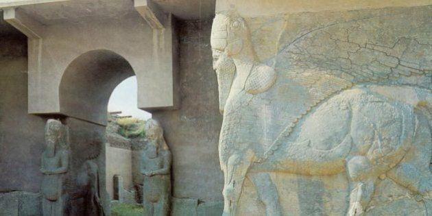 L'Etat islamique (Daech) détruit au bulldozer la cité assyrienne de Nimroud, joyau archéologique