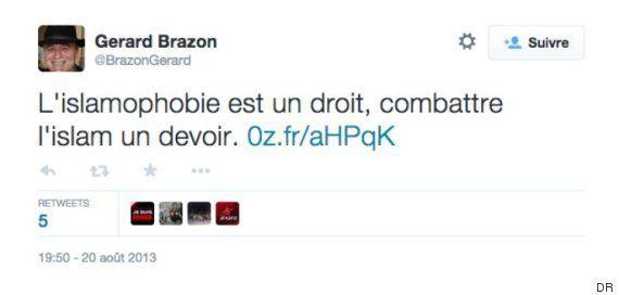 Marine Le Pen sur l'islamophobie: