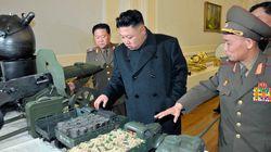 La Corée du Nord installe un nouveau missile sur ses