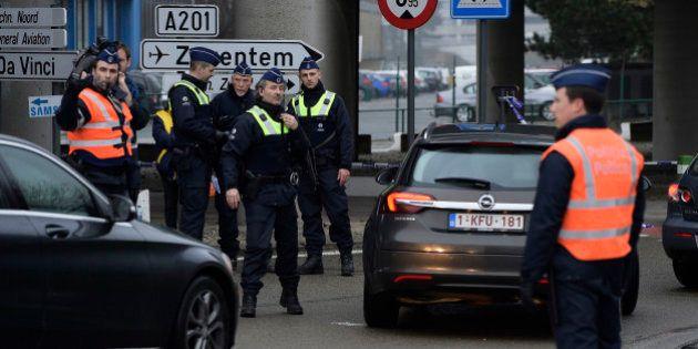 Djamal Eddine Ouali, Algérien recherché après les attentats de Bruxelles, arrêté en