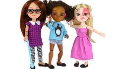 Des poupées handicapées pour que les enfants se sentent