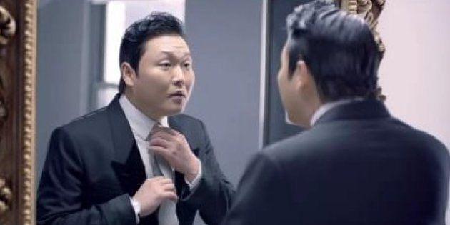 Les cosmétiques de Psy ont du (Gangnam) style et font un