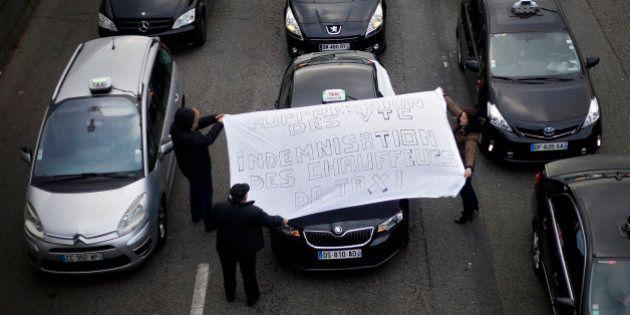 Pourquoi l'Etat ne peut pas racheter toutes les licences de taxis pour les
