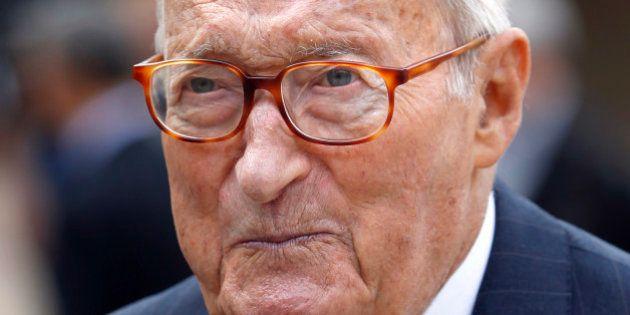 L'écrivain et académicien Alain Decaux est mort à 90