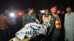Au moins 65 morts dans un attentat-suicide au