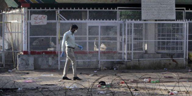 Le Pakistan sous le choc après un attentat suicide ayant fait 72 morts à