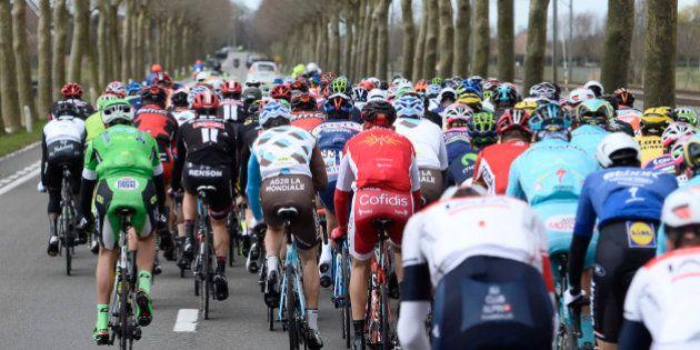 Mort du jeune cycliste belge Antoine Demoitié après un accident lors de