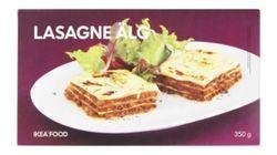 Ikea: du porc dans des lasagnes à l'élan surgelées vendues en