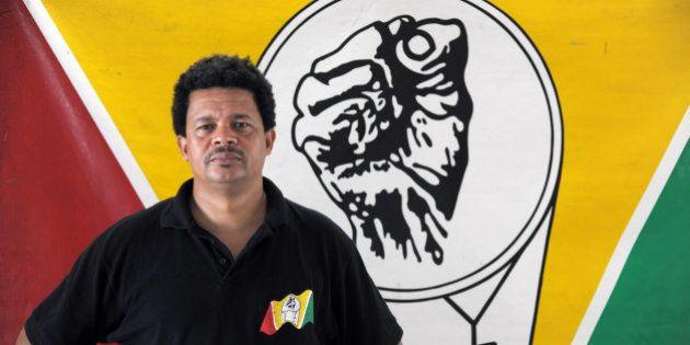 Elie Domota sur la visite de Valls en Guadeloupe :