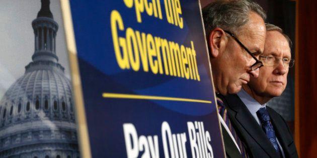 Shutdown: le Sénat a voté la sortie de