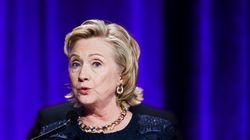 95 euros d'amende pour Hillary Clinton à