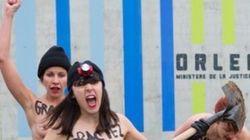 Pécresse, Mélenchon, les Femen... la mobilisation pour Jacqueline Sauvage