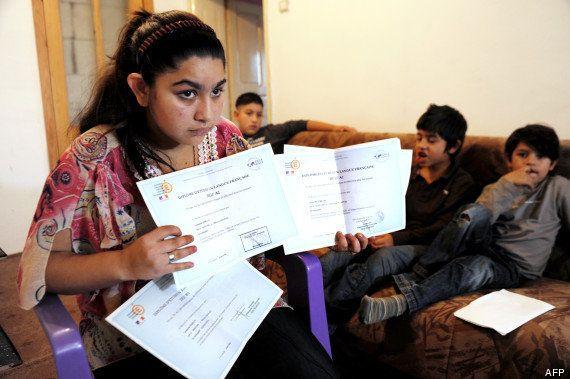 Leonarda Dibrani, la collégienne rom expulsée, se dévoile: