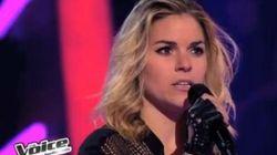 The Voice: Sophie Tapie (la fille de Bernard) accède aux