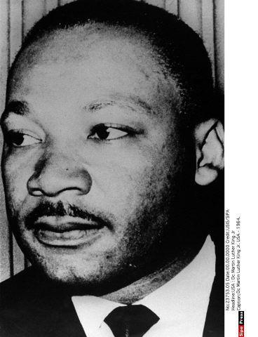 Lettre de Martin Luther King en prison: