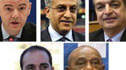 L'étonnant casting des candidats à la présidence de la
