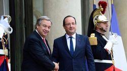 Hollande s'engage à accueillir 500 réfugiés