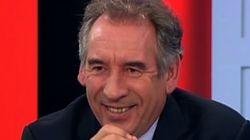 Bayrou moins