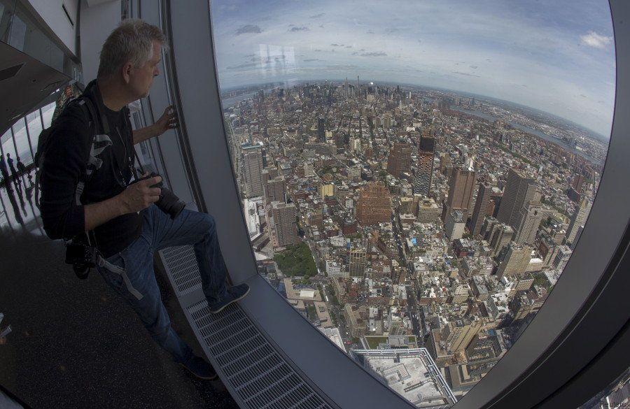 PHOTOS. Pénétrez dans le nouvel observatoire du World Trade Center à New