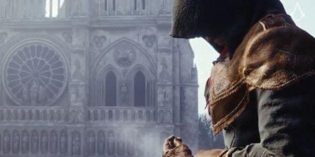 VIDÉO. Assassin's Creed Unity: les premières images du jeu à