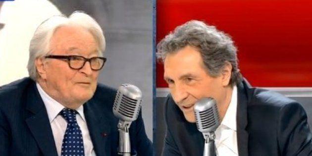 Dumas, Bourdin et l'